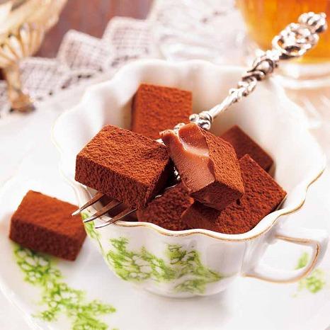 ダージリンの華やかな香りが広がる♡「ロイズ」生チョコの新フレーバー
