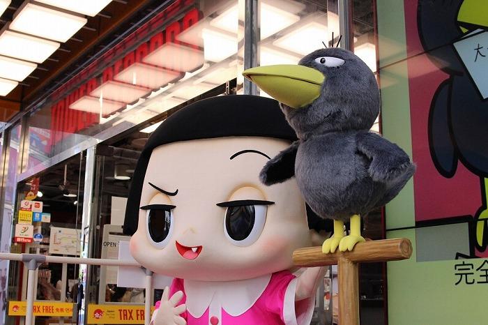 チコちゃんの盟友・キョエがCDデビュー!「深い」「泣ける」という歌詞が話題に
