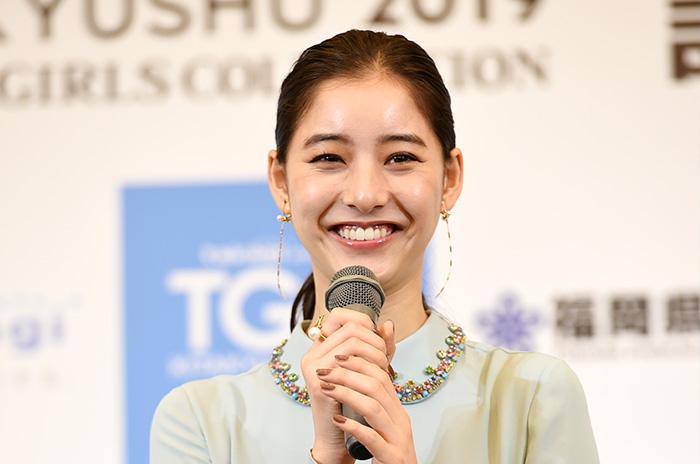 TGC北九州が5年連続開催決定!記者発表会に新木優子が登壇!