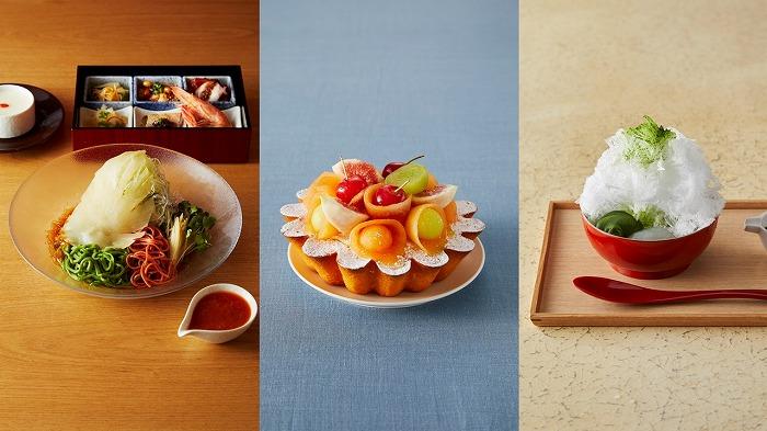 ひんやり、シビカラ、ぷるぷる♡GINZA SIXの夏をたっぷり味わえる限定メニュー