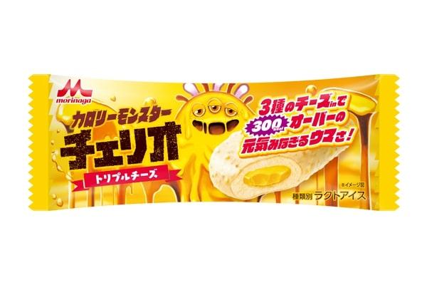 明治エッセルスーパーカップマンゴー杏仁新作発表会