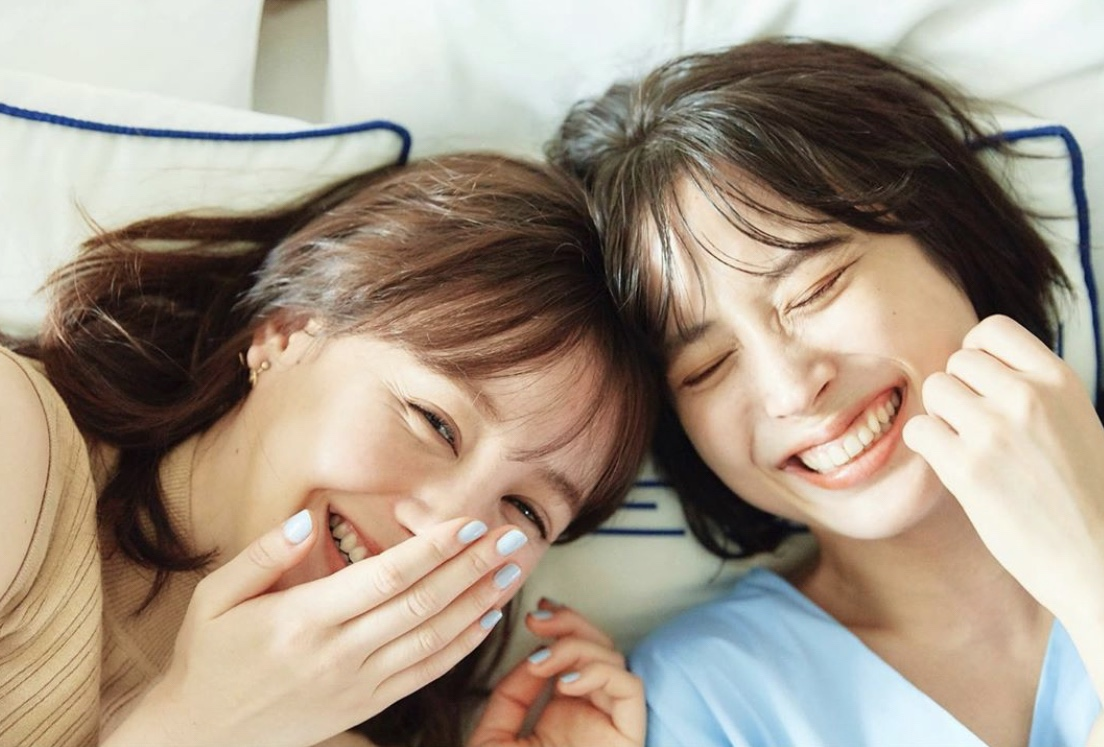 トリンドル玲奈&広瀬アリスの2ショットが話題「天使の会話みたい」