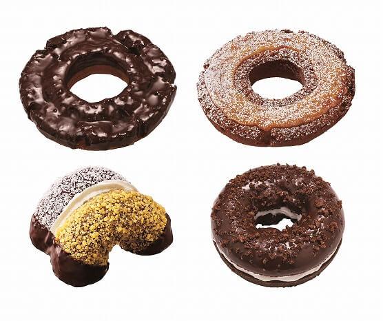 ミスドの人気商品「夢のドーナツ」が新しい生地にリニューアルして復活!