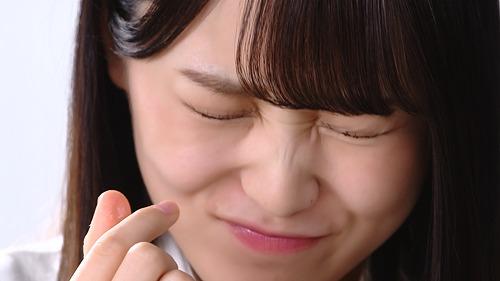 欅坂46、菅井・小林・土生がすっぱい顔を披露!「梅干茶づけ」の新CMが楽しみ