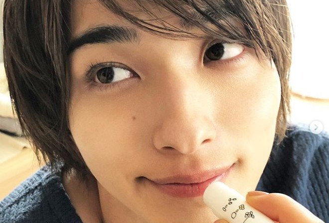 横浜流星、リップクリームを塗られる無防備な表情にキュン「破壊力やばい」の声