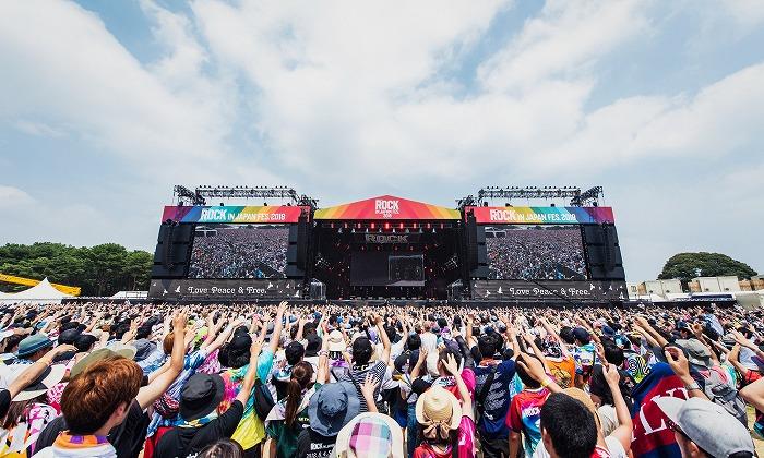 初の5daysで過去最高の盛り上がり必至!「ROCK IN JAPAN FESTIVAL 2019」WOWOWで放送決定