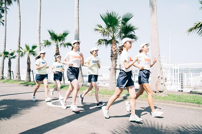 鎌倉市・材木座で夏のビーチランニングにチャレンジ!