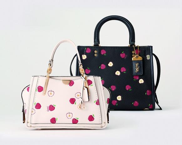 待望の限定コレクション♡「COACH」のバッグを秋コーデのポイントにいかが?