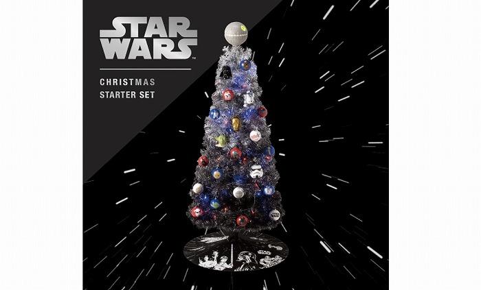 ファン必見!Francfrancから『スター・ウォーズ』のクリスマスツリーが発売に