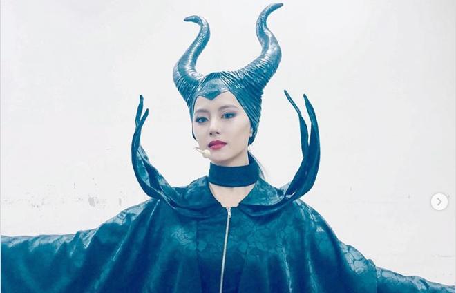 TWICEツウィの本格マレフィセント仮装に称賛の嵐「似合いすぎ」「映画撮れるレベル」