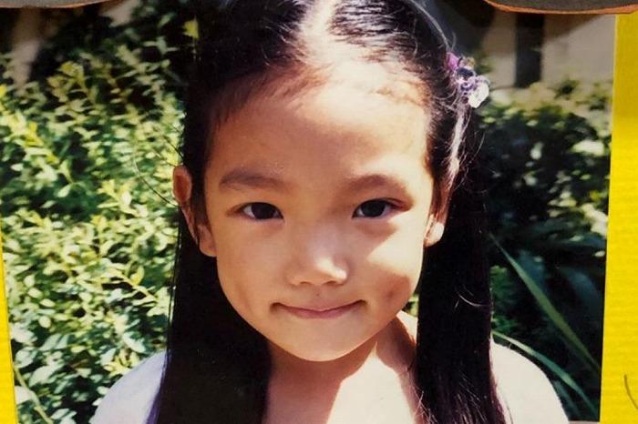 E-girls・須田アンナ、6歳の頃の写真に「可愛すぎる」「変わらない」の声