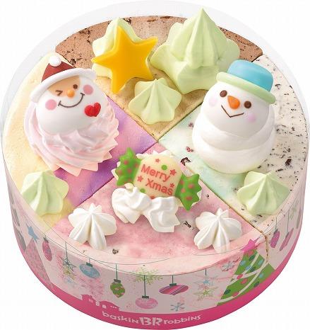 ミッキーもピカチュウもミニオンも♪サーティワンのクリスマス