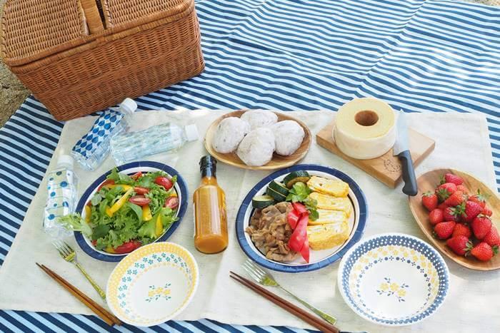 手作り感、リラックス感が楽しい!人気のピクニックデートが超おすすめな理由