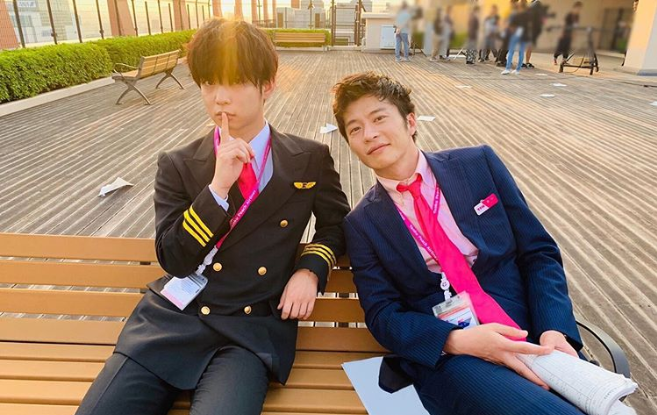 """田中圭&千葉雄大、""""かっこかわいい""""最強コンビにファンメロメロ「眼福」「癒される」"""