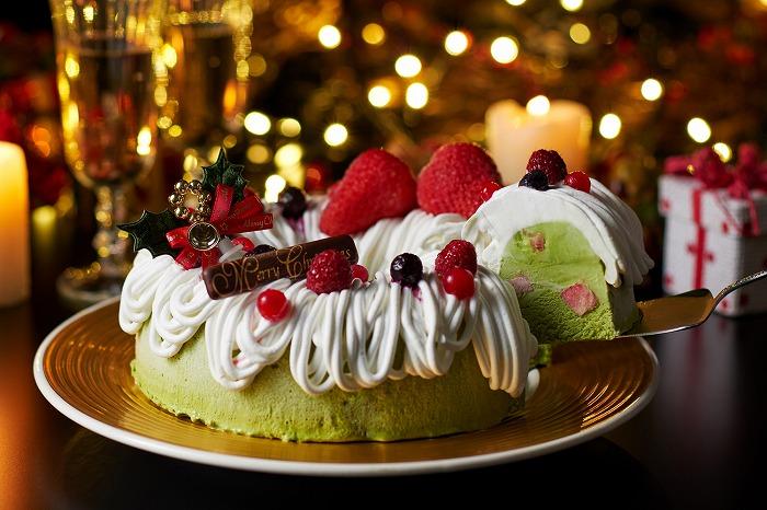 今年のクリスマスは大人仕様に♡京都・伊藤久右衛門が贈る限定抹茶ケーキ
