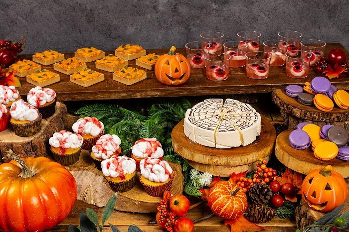 ハロウィンパーティー、食事はどうする?ぴったりなケータリングをご紹介