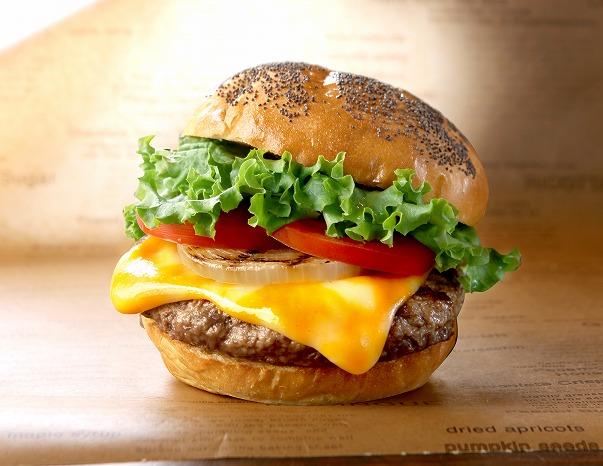 あふれる濃厚チーズがたまらない♥クア・アイナからボリューム満点の新バーガーが登場