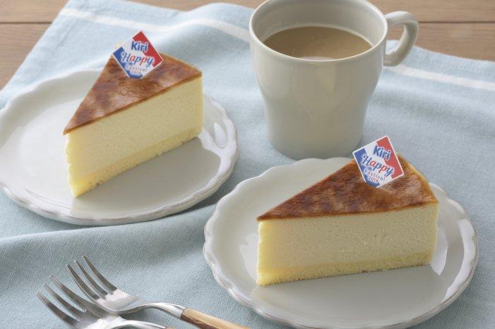"""銀座コージーコーナーに""""バスチー""""が!キリクリームチーズを使った濃厚な味わいの6商品"""