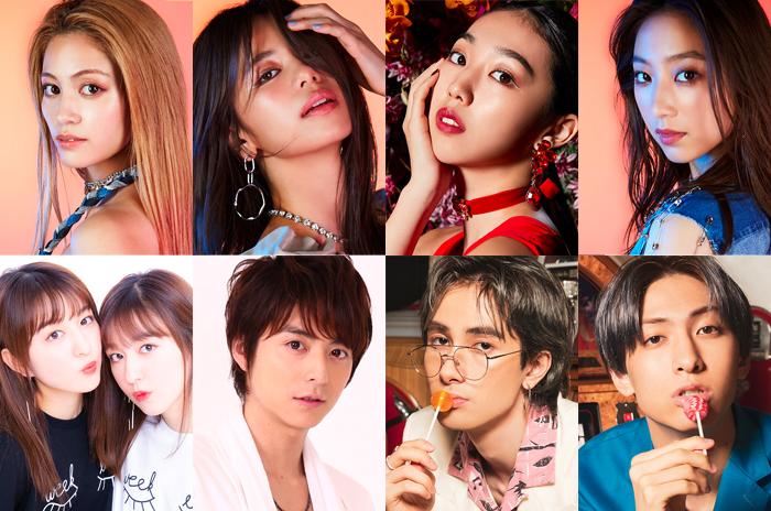 E-girlsのライブパフォーマンスも!『TGC しずおか 2020』に楓、佐藤晴美、坂東希ら追加決定!