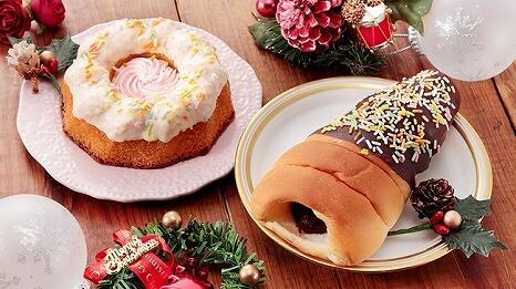 クリスマススイーツに個性派おにぎり……ローソンストア100の新商品が続々と登場