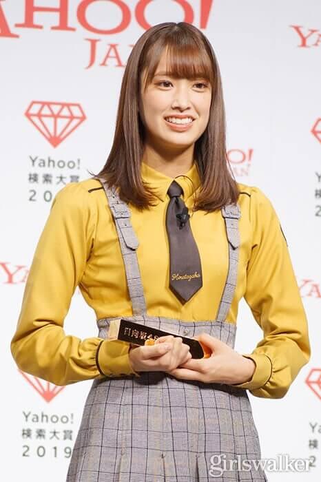 Yahoo!検索大賞_日向坂46_佐々木久美02
