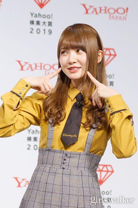 Yahoo!検索大賞_日向坂46_加藤史帆02