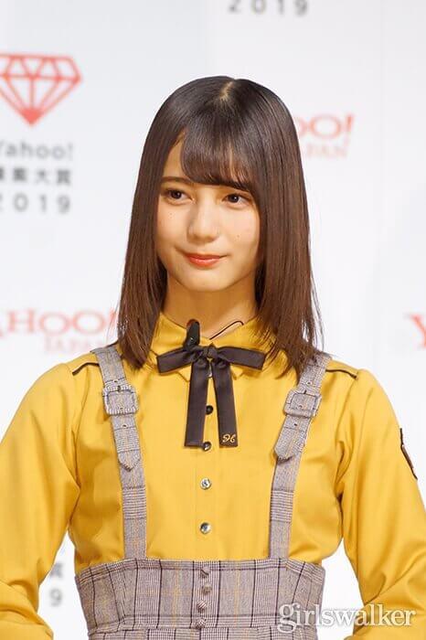 Yahoo!検索大賞_日向坂46_小坂菜緒