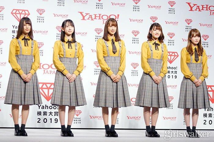 Yahoo!検索大賞_日向坂46