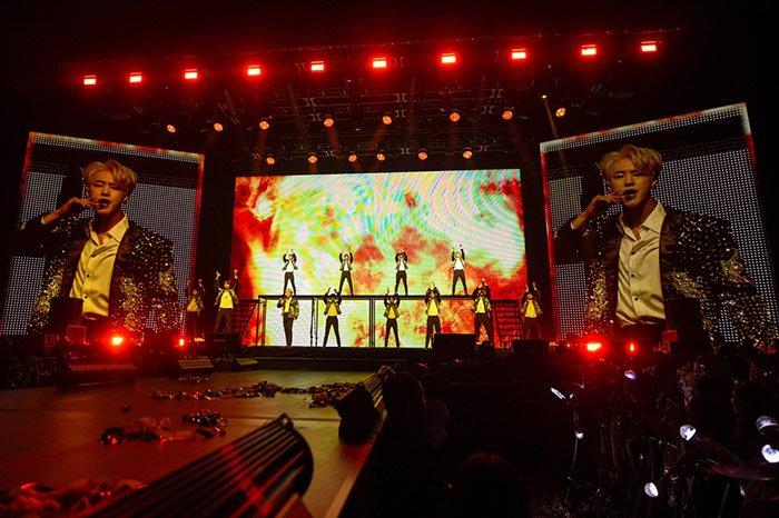 200121_세븐틴_SEVENTEEN WORLD TOUR ODE TO YOU IN LA_01_かっこいい_イケメン