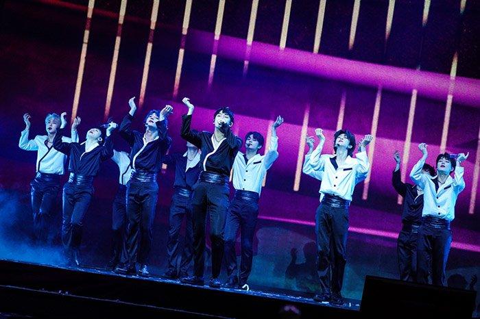 200121_세븐틴_SEVENTEEN WORLD TOUR ODE TO YOU IN LA07_かっこいい_イケメン