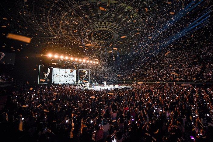 200121_세븐틴_SEVENTEEN WORLD TOUR ODE TO YOU IN LA10_かっこいい_イケメン