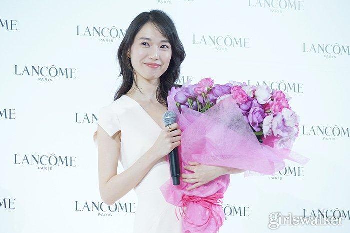 ランコムグローバルアンバサダー就任_戸田恵梨香03