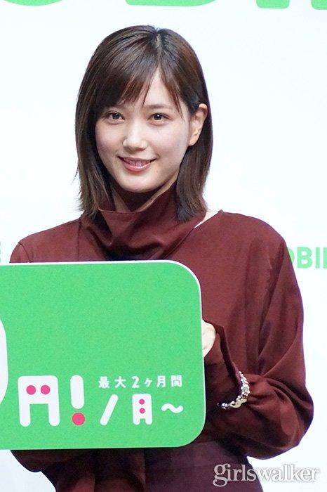 20200210_LINE MOBILE_本田翼14_かわいい_モデル_美女_女優