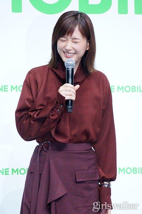 20200210_LINE MOBILE_本田翼04_かわいい_モデル_美女_女優