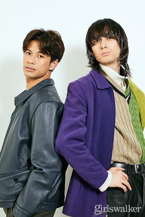 girlswalker FAKE MOTION 卓球の王将_森崎ウィン・ジャン海渡02