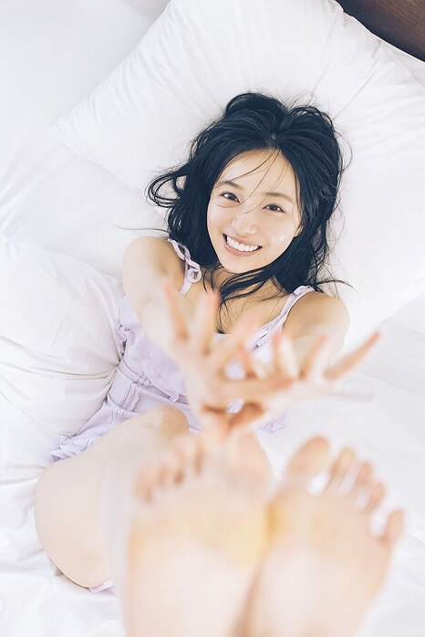 村瀬紗英_NMB48_写真集_ドSボディ_グラビア_ランジェリー_すっぴん