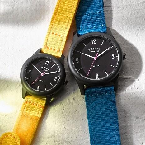 FOSSIL_フォッシル_腕時計_ソーラー腕時計_サステイナブル_ケース径