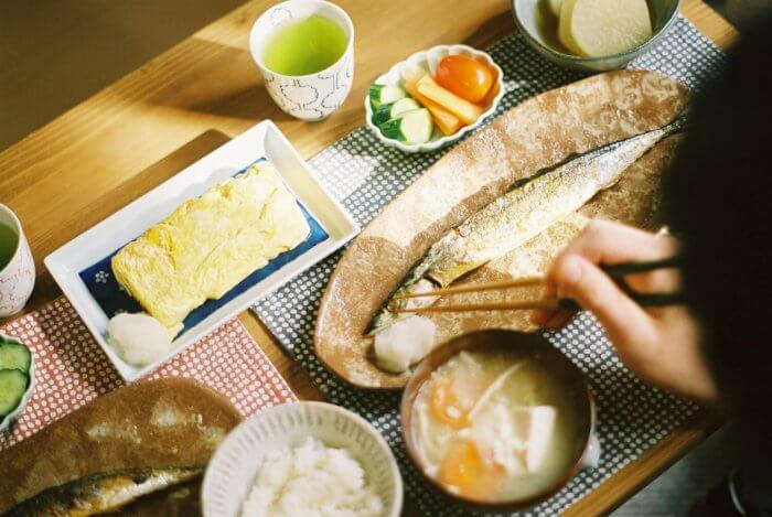 ダイエット中の和食