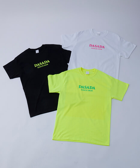 DASADA SINCE2020 Tシャツ_サマーコレクション