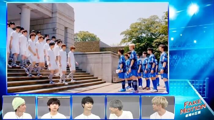 20200613『FAKE MOTION –卓球の王将–』のオンラインファンミーティング_応援上映