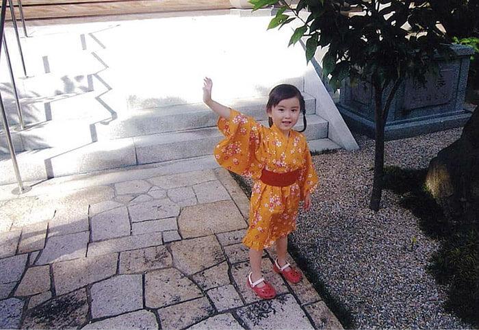 s-茅島みずき幼少期4歳