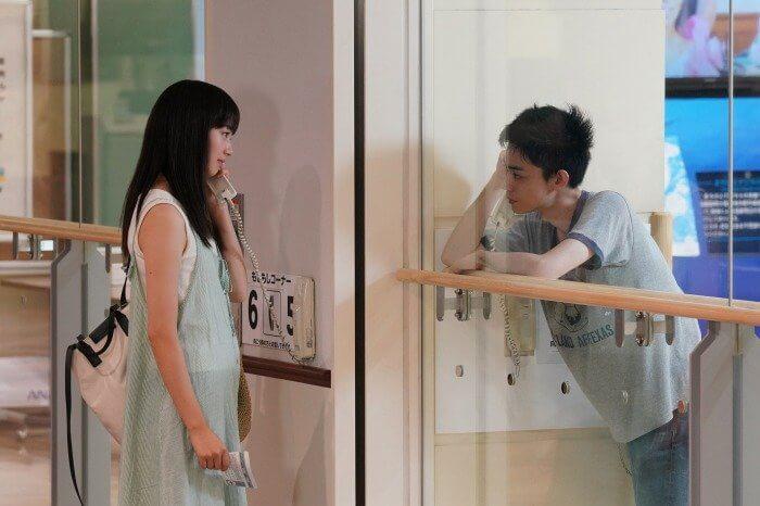s-映画「糸」菅田将暉_小松菜奈s場面