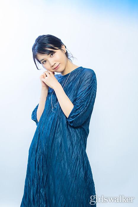 青くて痛くて脆いインタビュー3ショット_松本穂香2020年01