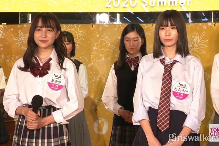 20200802_TGC teen 2020 Summer online_高1ミスコン_05