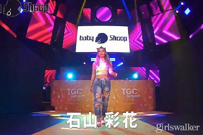 TGC teen 2020 Summer online_石山彩花_02