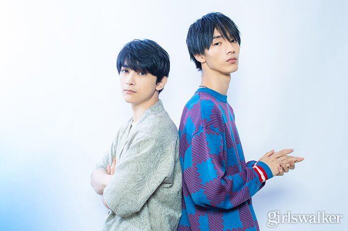 青くて痛くて脆い_吉沢亮・清水尋也2ショットインタビュー02
