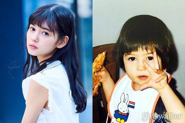 愛花ViViモデル東京理科大学幼少期_子どもの頃写真生い立ち高校高校生クイズ