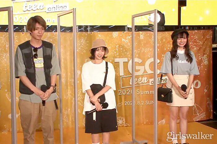 TGC teen 2020 Summer online__今日好き_17