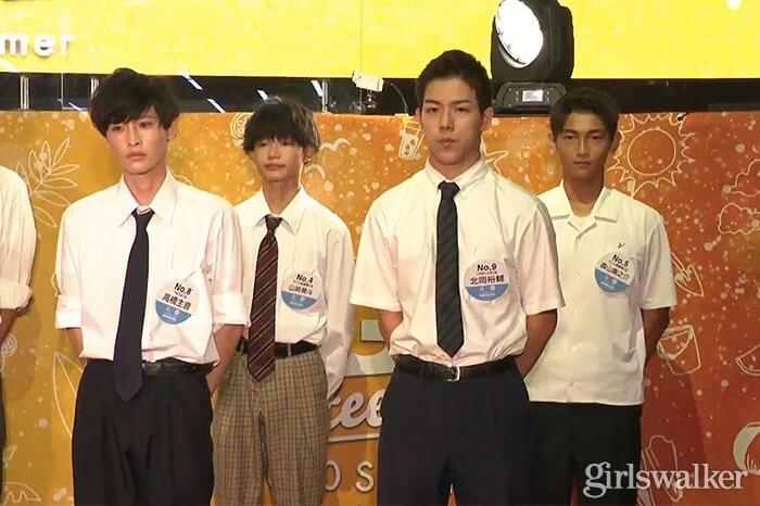 TGC teen 2020 Summer online_高1ミスターコン_01