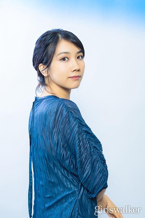 青くて痛くて脆いインタビュー3ショット_松本穂香2020年02